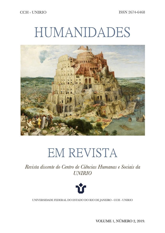 """Humanidades em Revista"""" V1 N2 2019."""